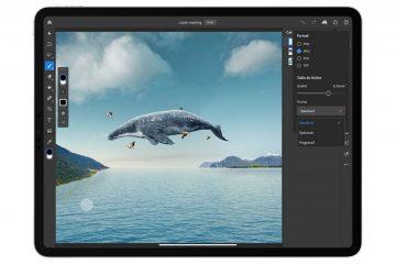 Photoshop pour Ipad est arrivé … ou presque !